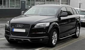 Audi presentará el q3 en febrero
