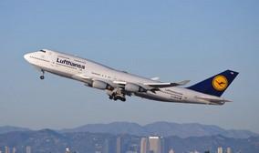 Lufthansa aumenta en un 0,2% sus pasajeros en cuatro me...