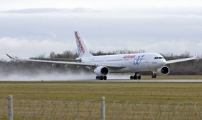 Iberia y air europa, las más puntuales del mes de dicie...