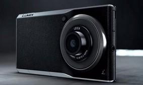 Panasonic lanza un híbrido entre cámara y teléfono móvi...