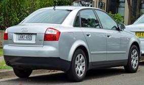 Audi revisa el modelo de coche a4