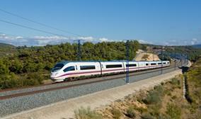 El uso del tren en enero crece frente al avión